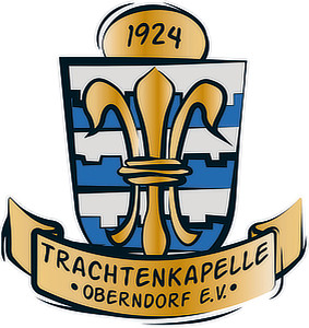 Logo der Trachtenkapelle Oberndorf